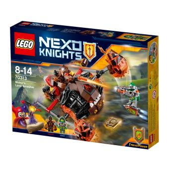 LEGO Nexo Knights Moltor's Lava Smasher Price Philippines