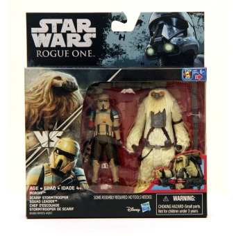 Star Wars Rogue One: Moroff and Scarif Stormtrooper Squad Leader Figures Price Philippines