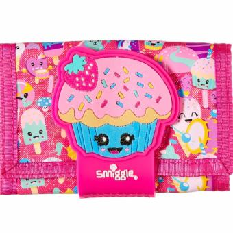 Harga Smiggle.Scented Party city wallet