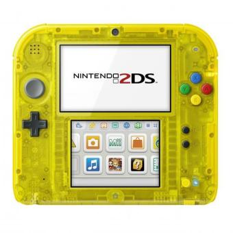 Harga Nintendo 2DS Pokemon Pikachu Edition