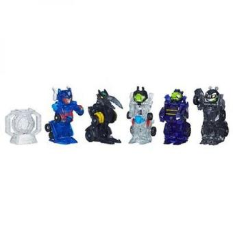 Angry Birds Transformers Telepods Figure Pack Energon Racers Pack Price Philippines