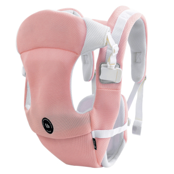 Ergonomic Baby Carrier For Baby Sling Hipseat Baby Backpack Carrier infant 3-36 months (Intl) Price Philippines