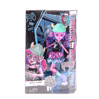 Harga Mattel Games Monster High Brand Boo Students Doll