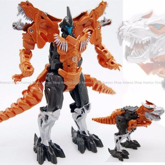 Transformers Age of Extinction Grimlock Figures T Rex Dinosaur Robot Dinobot Price Philippines