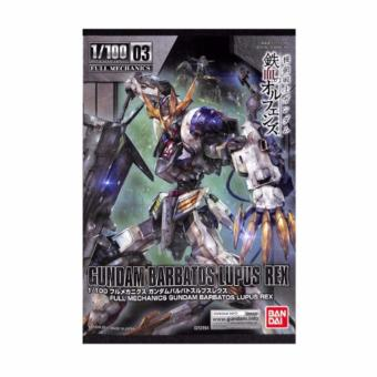 Gundam Iron Blooded Orphans Barbatos Lupus Rex Full Mechanics Price Philippines