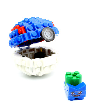 LY Pokemon Go Building Blocks Bulbasaur Price Philippines