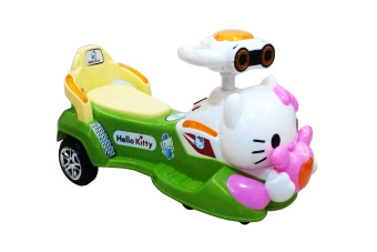 Harga #6588 Kitty Ride-on Twist Car