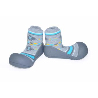 Attipas Nordic Baby Shoe Socks Grey (Large) Price Philippines