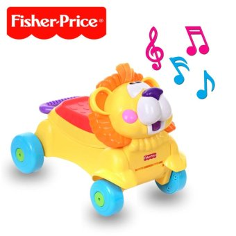 Harga Fisher Price Stride-to-Ride Lion #4511