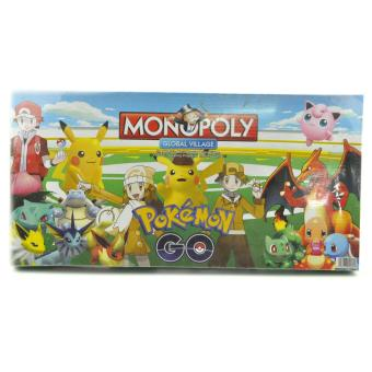 Monopoly Global Village Board Game Pokemon Price Philippines