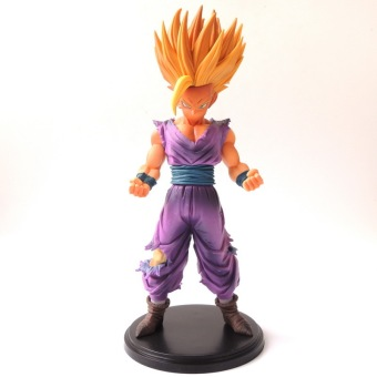 Harga 9inch Anime Dragon Ball Z Action Figures Master Stars Piece The Son Gohan Super Saiyan dragonball Z Figurine PVC ChildrenToy