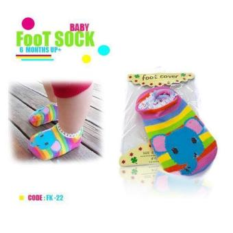 Harga New 2017 Beststore Baby Shop BABY FOOT SOCK (fk22)