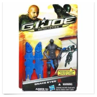 Harga Hasbro G.I.Joe Retaliation Snake Eyes ORIGINAL*