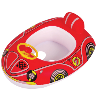 Harga Jilong Race Car Kiddie Rider (Red)