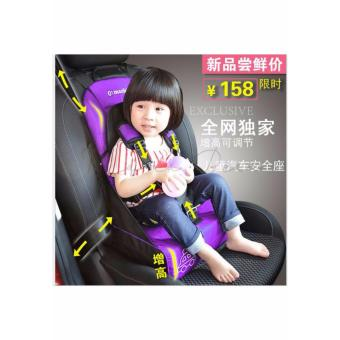 Portable Foldable Baby Child Toddler Kids Safety Adjustable Cushion Car Seat Bag Infant booster Breathable Jolding Mommy Bag Price Philippines