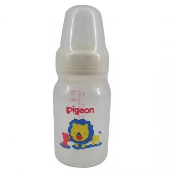Harga Pigeon Lion Feeding Bottle 120ml