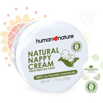 Human Nature Natural Nappy Cream Skin Protectant 50g Diaper Cream for Babies Price Philippines