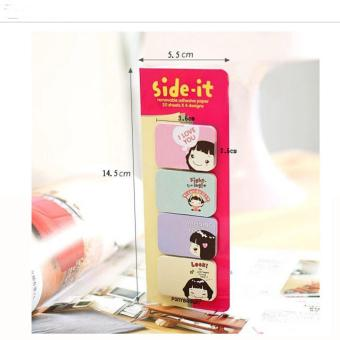 Side-It Removable Adhesive Paper Post-It Price Philippines