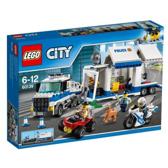Harga LEGO City Police Mobile Command Center