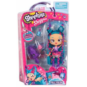 Shopkins Shoppies Dolls - Polly Polish Price Philippines