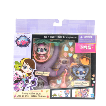 Harga Hasbro Littlest Pet Shop Treetop Themed Style