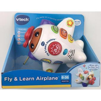Harga vtech Baby Learing Airplane