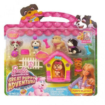 Barbie Puppy Adventure Playset Price Philippines