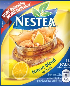 Nestea Lemon Litro Pack 25g 48's Price Philippines