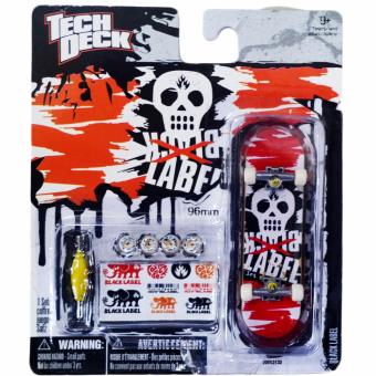 Harga Tech Deck Blacklabel 20052133 Fingerboard Skateboard Toy