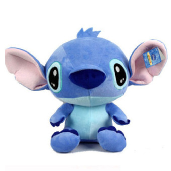 Harga 8inch Hot Sale Cute Cartoon Figures Lilo and Stitch Plush Toy Stuffed Dolls High Quality