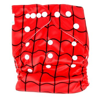 Happy Nappy Spider Man Cloth Diaper with Insert Price Philippines