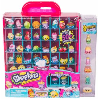 Harga Shopkins Chef Club Exclusive Collecter Case