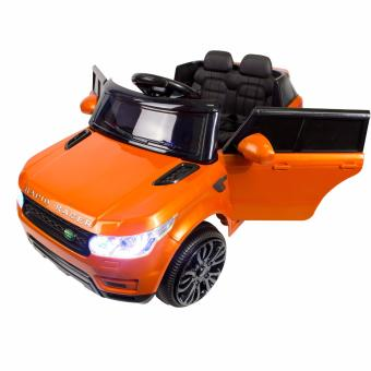 Harga PhoenixHUb Range rover Electric Dual Motor Kids Ride On Sports Race Car with REMOTE