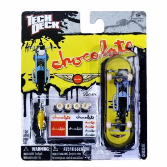 Harga Tech Deck Chocolate 20052216 Fingerboard Skateboard Toy