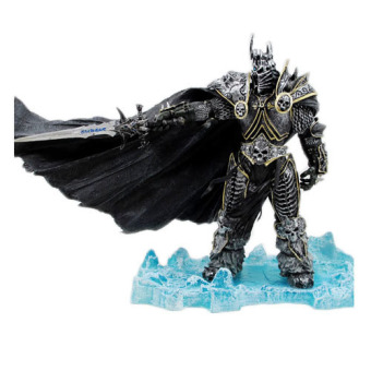 "World of Warcraft Arthas Menethil "" The Lich King "" Deluxe Action Figure Collection Price Philippines"