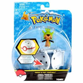 Pokemon Throw N' Pop Chespin Price Philippines