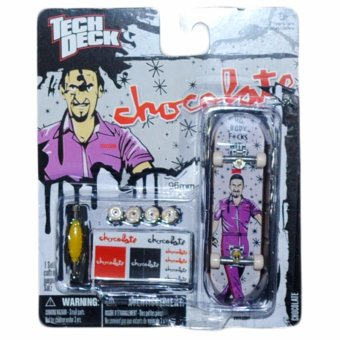 Harga Tech Deck Chocolate 20052237 Fingerboard Skateboard Toy