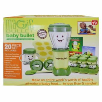 Harga Baby Food Maker Blender 20 pieces
