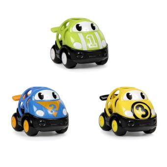 Harga Bright Starts Go Grippers Racing Vehicles - 3pack