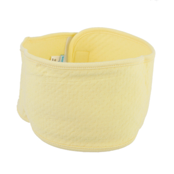 Harga Newborn Belly Button Protector Band (Yellow)