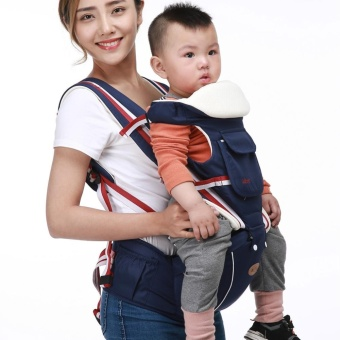 Imixlot Baby back with four style 360 baby baby sling cottonmultifunction baby carrier air section - intl Price Philippines