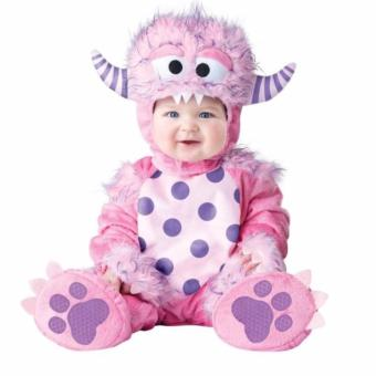 Incharacter Costume - Girl Monster for 2-3 Years Old Price Philippines
