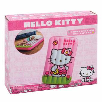 "Intex Kids Hello Kitty Airbed (Pink) 34"" x 62"" x 7"""