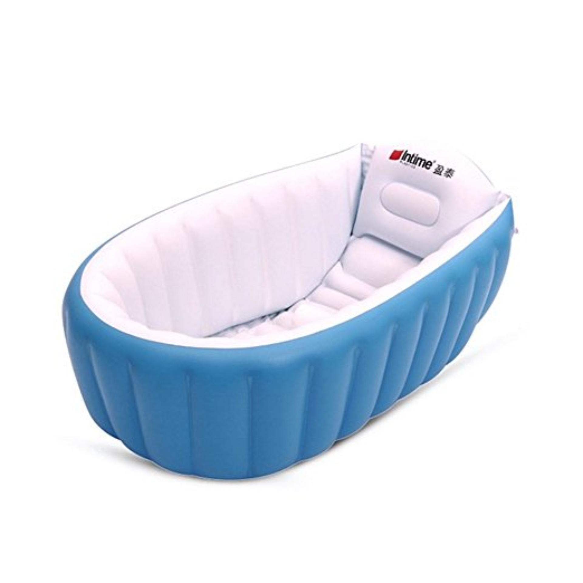 Philippines   Intime Baby Infant Travel Inflatable Non Slip Bathing ...