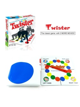 JollyChic Play Mat Twister Body Game Exercise Funny Parent-childKid's Toy - intl - 5