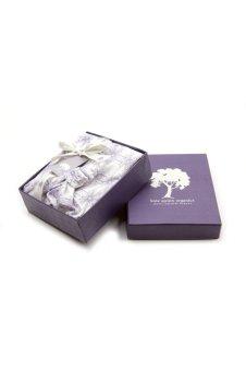 Kate Quinn Nouveau Organics Gift Set (Purple/White)