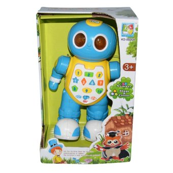 KD-8806A Happy Robot (Blue)