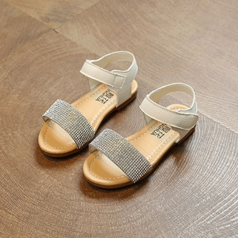Korean-style children's princess shoes sandals