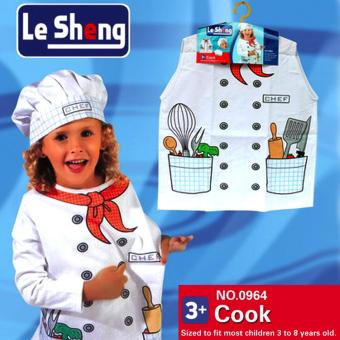 Le Sheng Dress Up Chef / Cook Costume