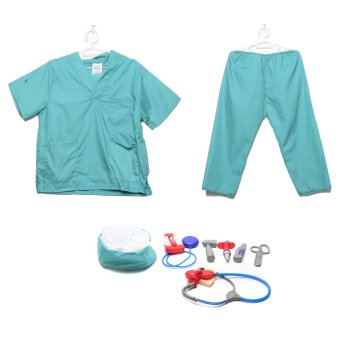Le Sheng Surgeon Dress-Up Kids Costume Set